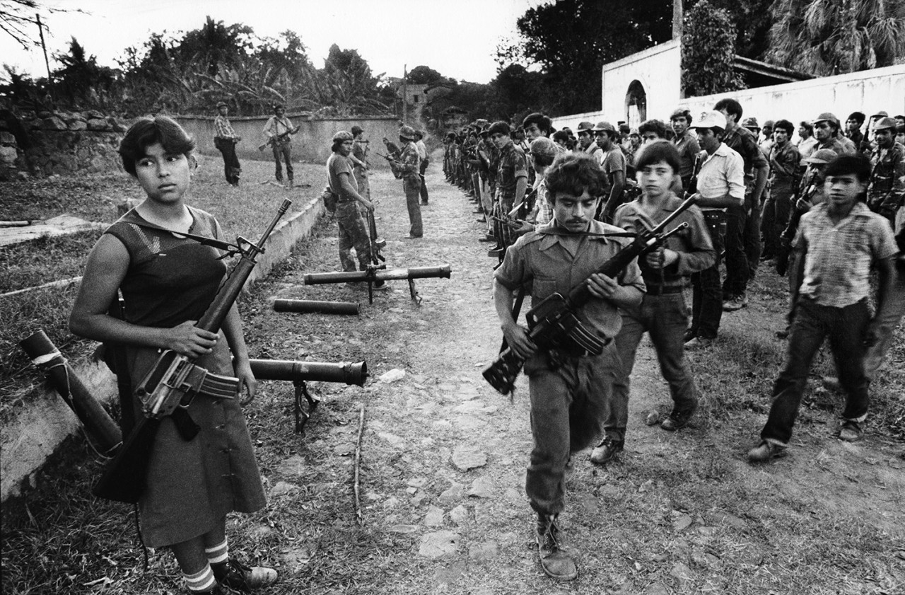 el salvador civil war Sign up for email alerts on el salvador civil war products, news, and and el salvador advising indigenous forces: american advisors in korea, vietnam, and el.
